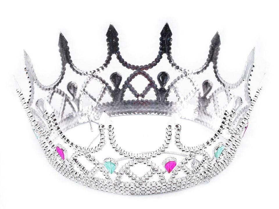 Textillux.sk - produkt Kráľovská koruna karnevalová kráľovná
