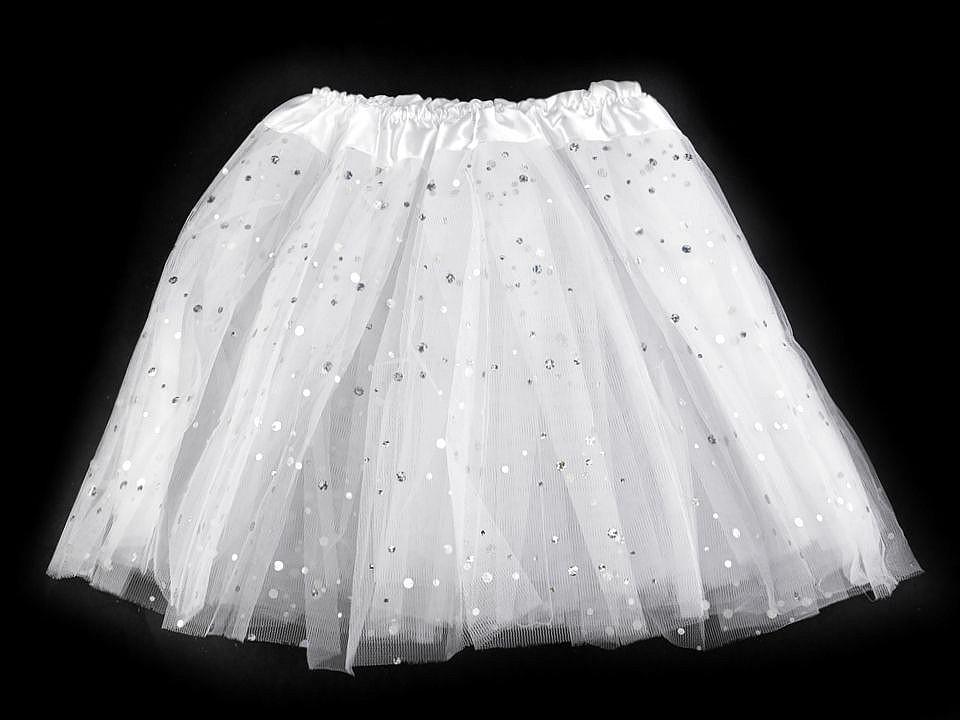 Textillux.sk - produkt Karnevalová suknička s flitrami