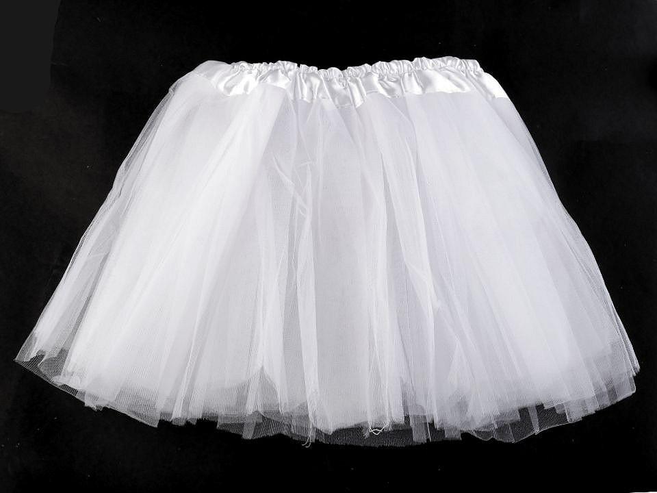 Textillux.sk - produkt Karnevalová suknička 4 vrstvová