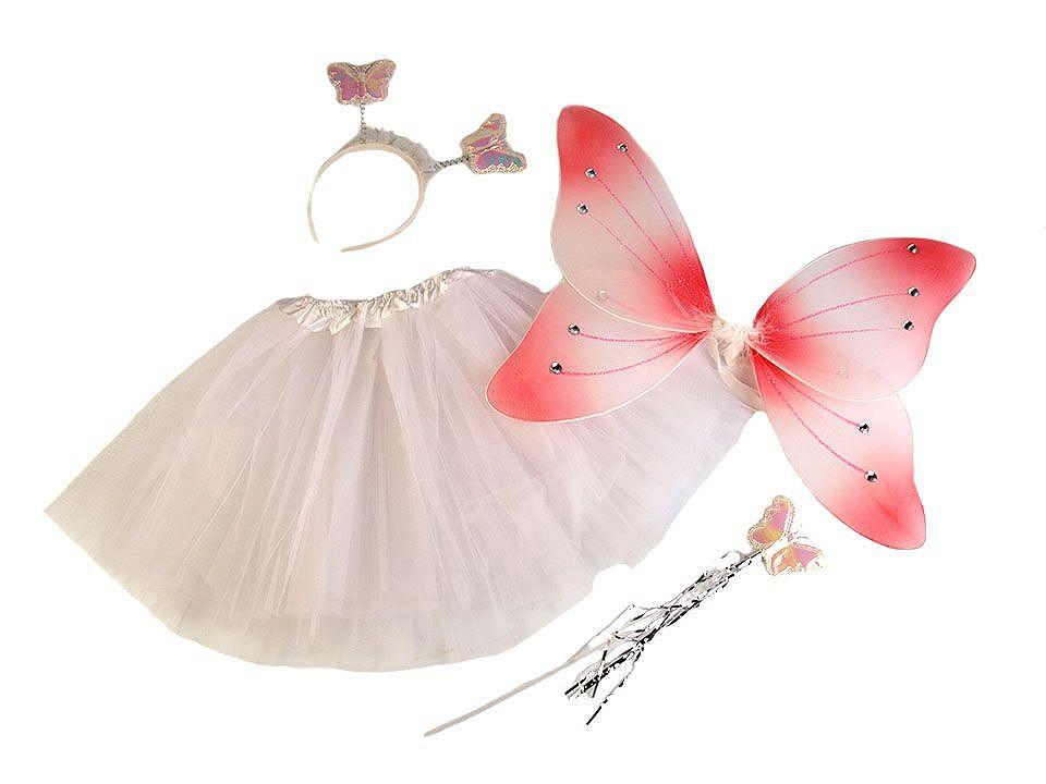 Textillux.sk - produkt Karnevalový kostým - motýlia víla