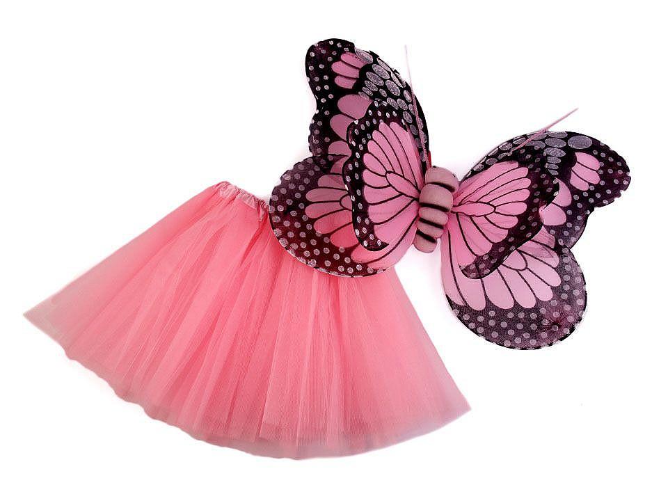 Textillux.sk - produkt Karnevalový kostým - motýľ