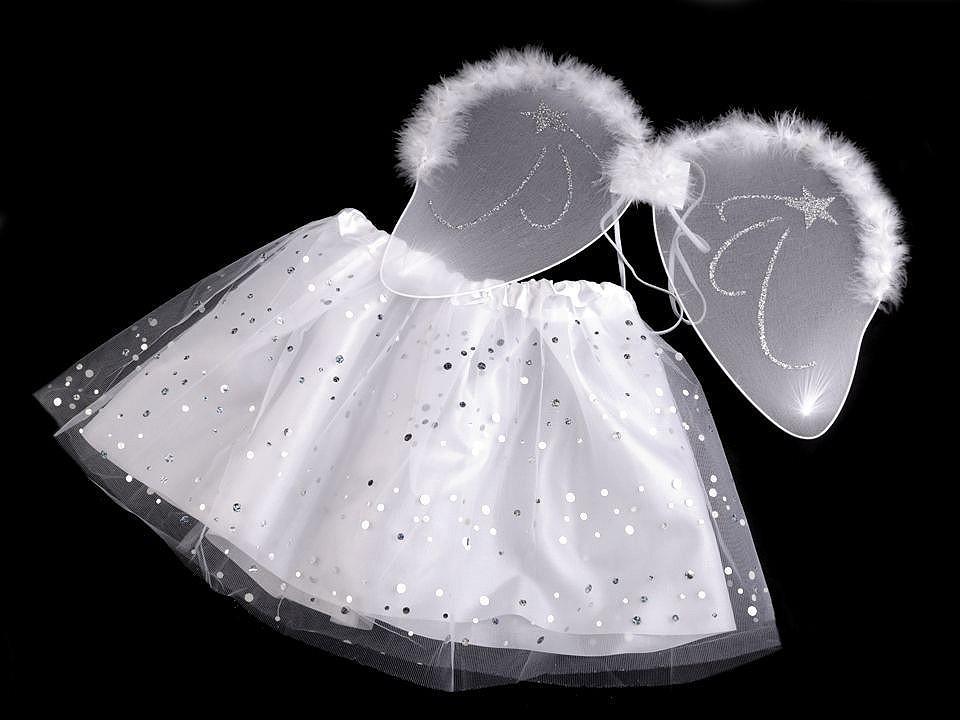 Textillux.sk - produkt Karnevalový kostým - anjel a čertica