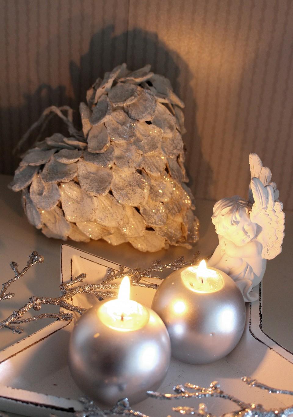 Weihnachtsdeko Baum Herz Stoklasa Kurz Und
