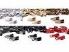 Schieber Zipper für Kunststoff Reißverschlüsse 5 mm