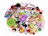 Knoflíky výprodej / mix vzorů a barev