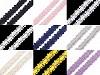 Krajka / vsadka paličkovaná šíře 12 mm