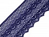 Bavlněná krajka paličkovaná šíře 10,5 cm