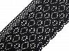 Bavlněná krajka paličkovaná šíře 14 cm