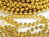 Vánoční perlový řetěz Ø5 mm