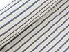 Úplet bavlněný oboulící jersey s pruhy
