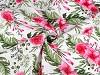 Bavlnená plienkovina / mušelín kvety