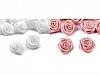 Saténová ruža Ø15 mm