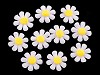 Kwiatek z filcu Ø27 mm