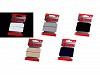 Wäscheband / Gummiband glatt Breite 20 mm verschiedene Farben
