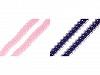 Silonová krajka / vsadka šíře 14 mm