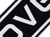 Lampas / rypsová stuha Game over šíře 25 mm