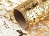 Pavučinka metalická šíře 36 cm svatební