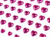 Samolepicí srdce Ø6-12 mm