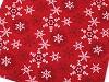 Woreczek podarunkowy motyw świąteczny 20x30 cm
