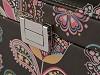 Schmuckschatulle Paisley Blumen 11x18,5x25,5 cm
