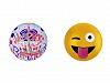Balon foliowy duży Happy Birthday, buźka