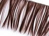 Paruka / vlasy pro panenky 15 cm