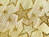 Dárkový pytlík s lurexem hvězdy 20x30 cm