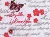 Bavlněné utěrky 50x70 cm srdce, sova, motýl