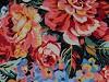 Šála folklór květy 90x180 cm