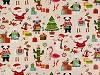 Baliaci papier detský / vianočný 0,7x2 m