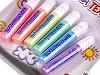 Csillogó textil festékek, gyöngyházfényű 6 db