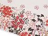Dekorációs anyag Loneta virág