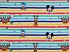Licenční úplet Mickey, Goofy, kačer Donald