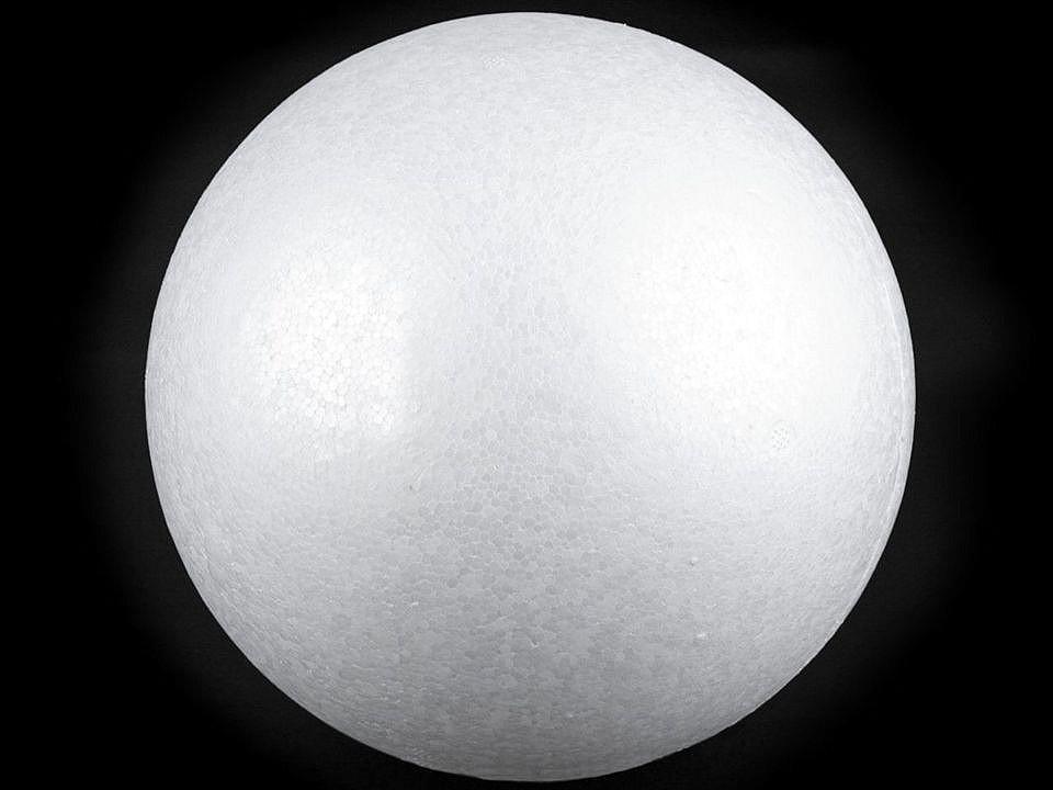 Koule Ø25 cm polystyren 1 ks