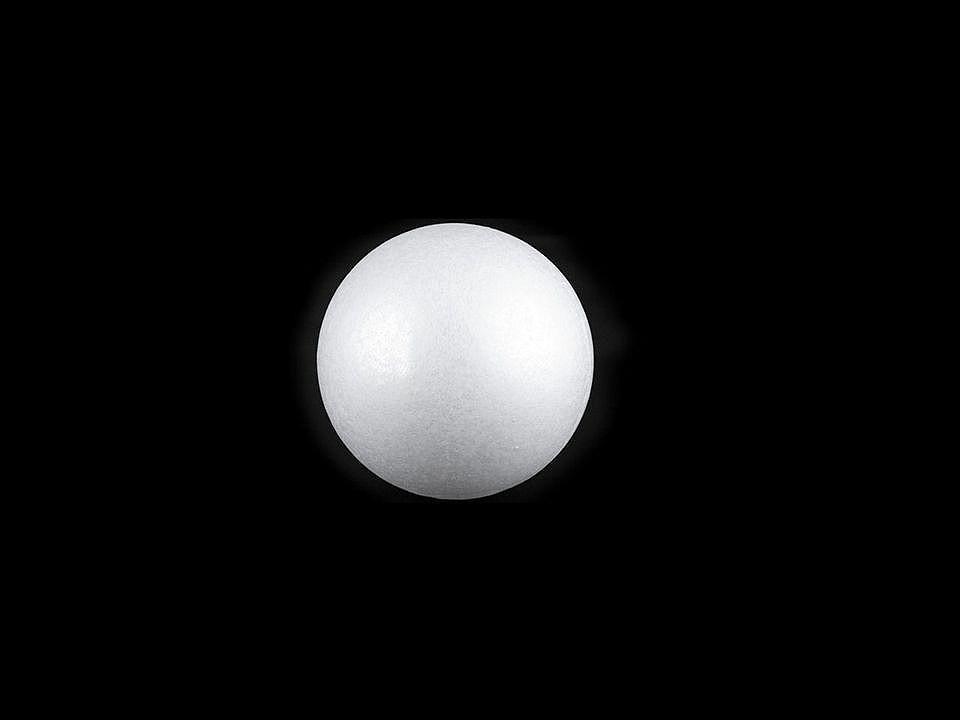 Koule Ø2,5 cm polystyren 100 ks