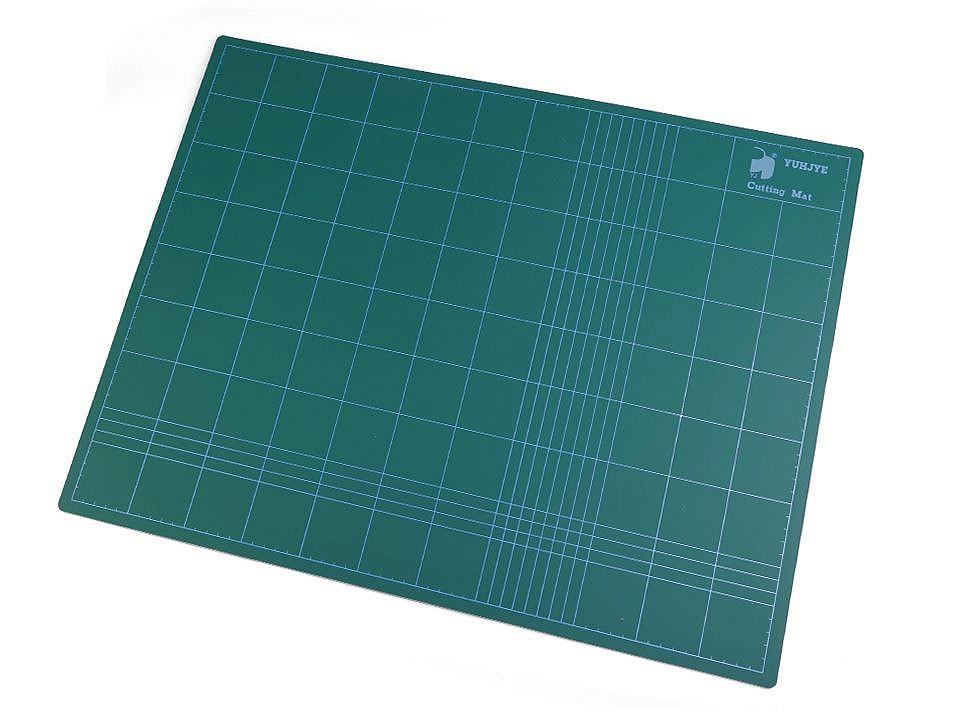 Řezací podložka 45x60 cm oboustranná 1 ks
