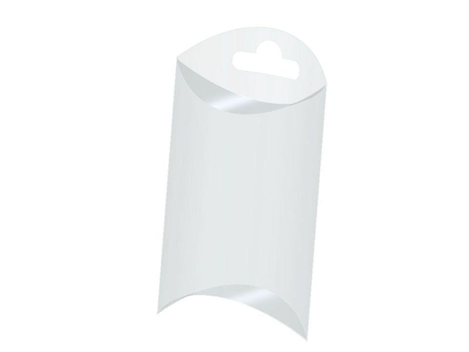 Plastová krabička k zavěšení 10x15 cm 5 ks