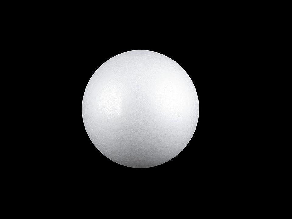 Koule Ø6,5 cm polystyren 20 ks