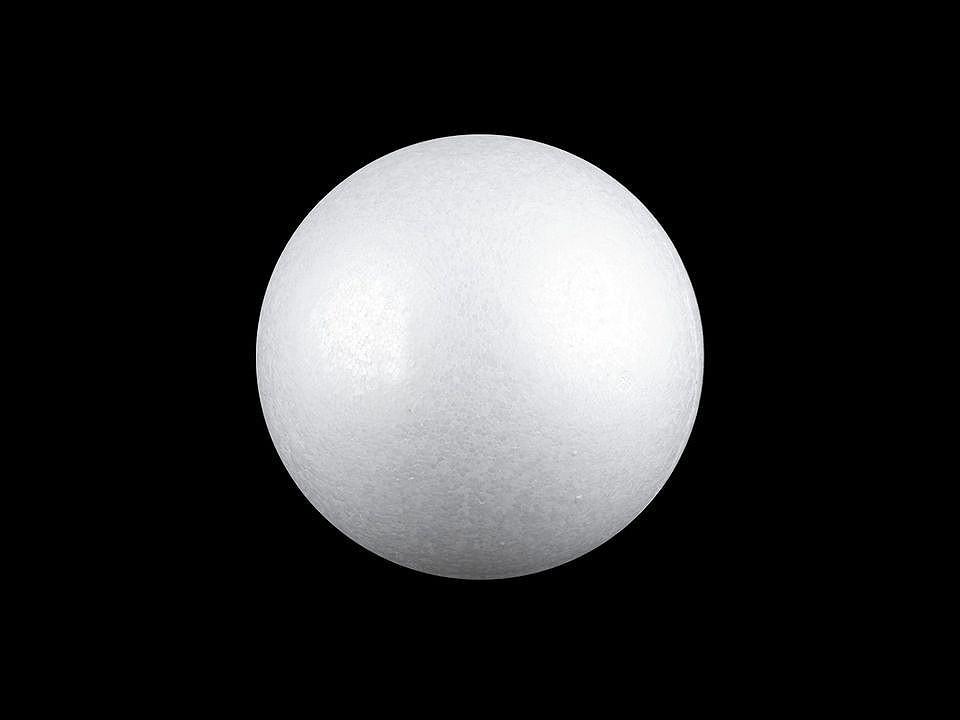 Koule Ø10 cm polystyren 10 ks