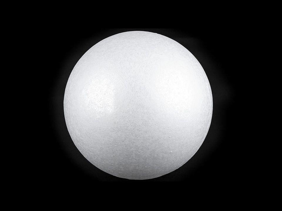 Koule Ø15 cm polystyren 1 ks