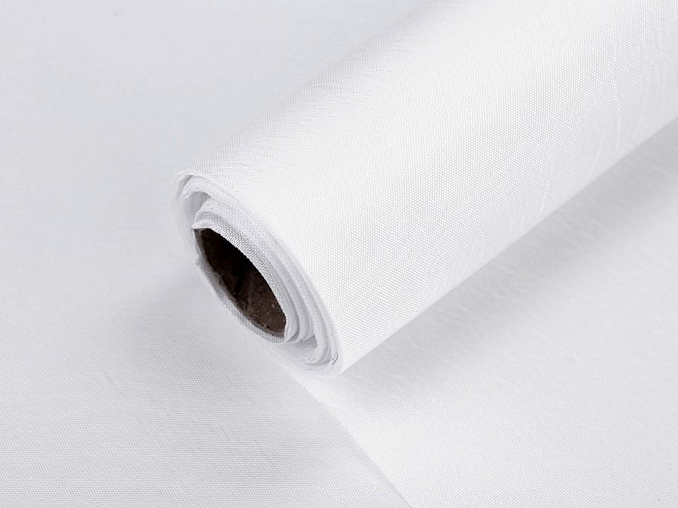 Taft jednostranný / stuha šíře 15 cm 9 ks