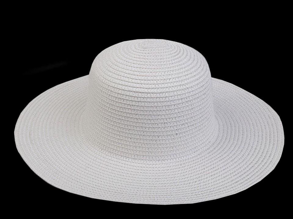 Dámský klobouk k dozdobení 1 ks