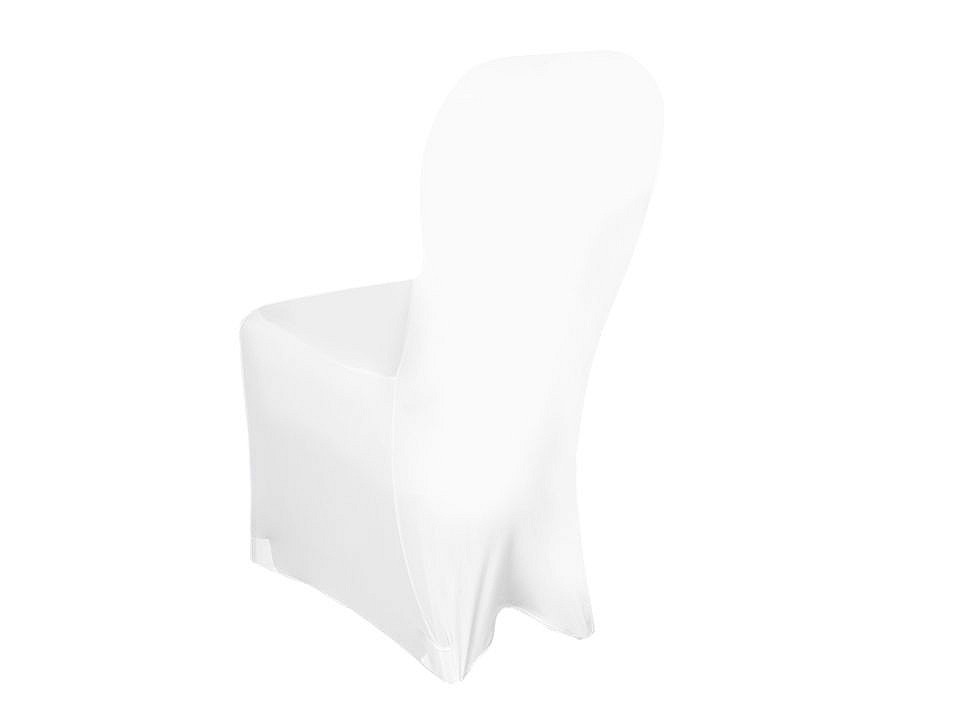 Elastický návlek na židle hladký 1 ks