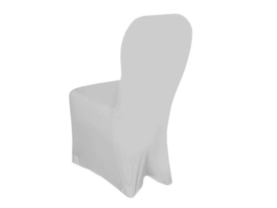 Elastický návlek na židle hladký 10 ks