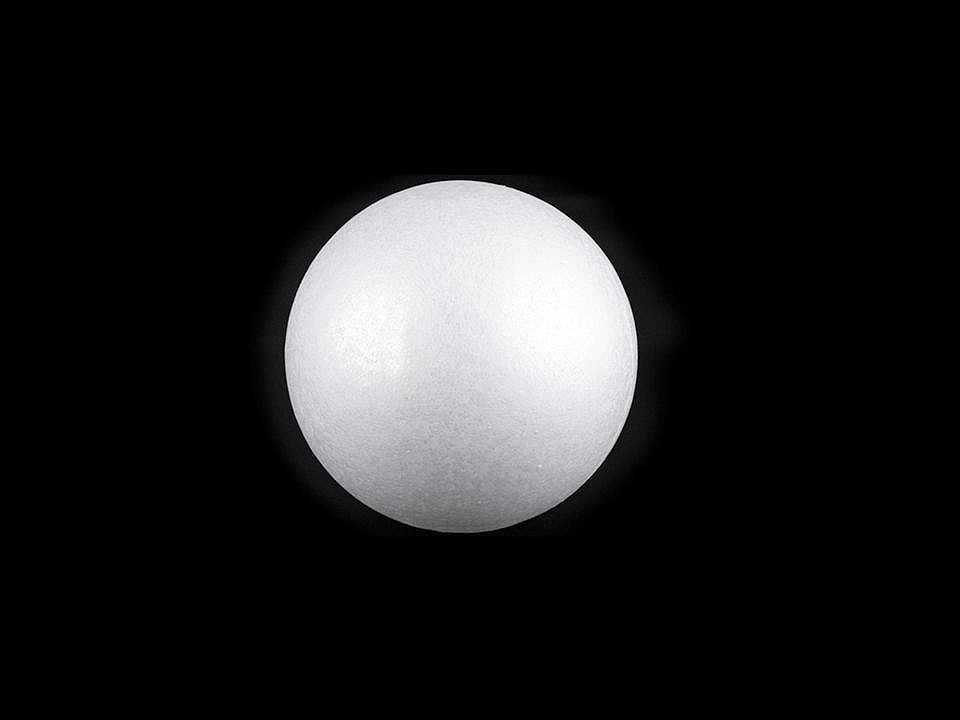 Koule Ø5 cm polystyren 10 ks