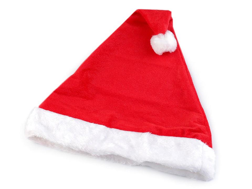 Vánoční čepice 1 ks