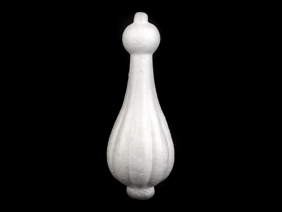 Špice / věžička délka 15 cm polystyren 4 ks