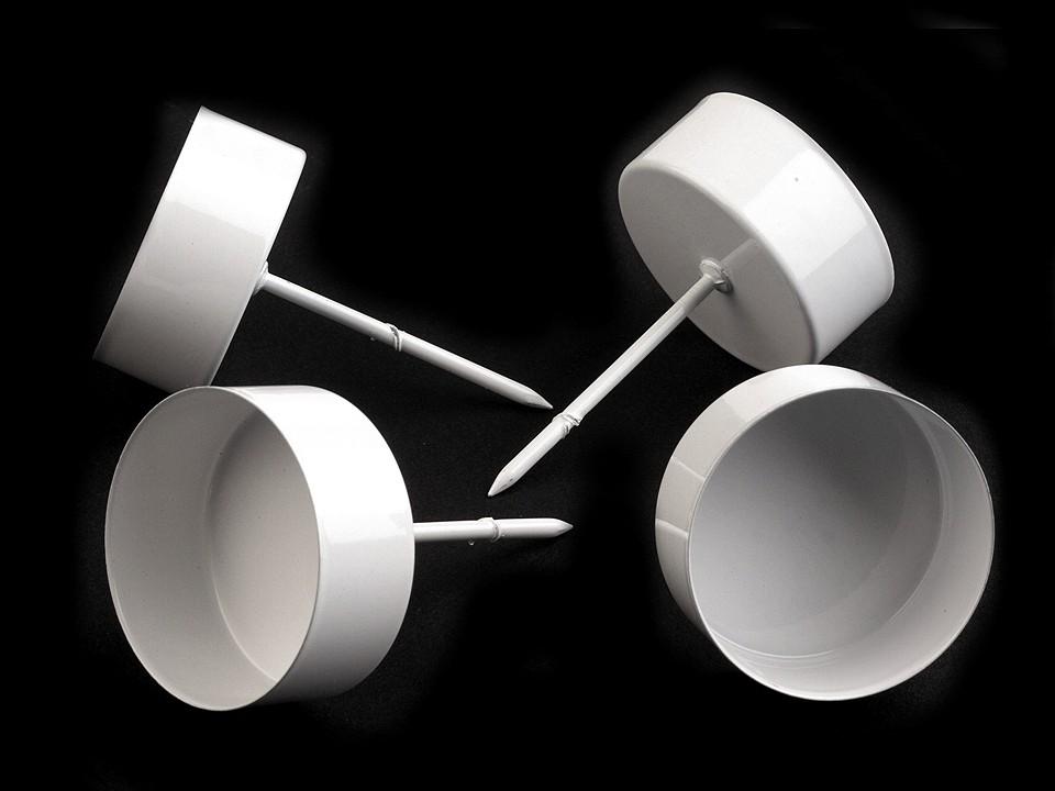 Bodce na čajové svíčky Ø4 cm 4 ks