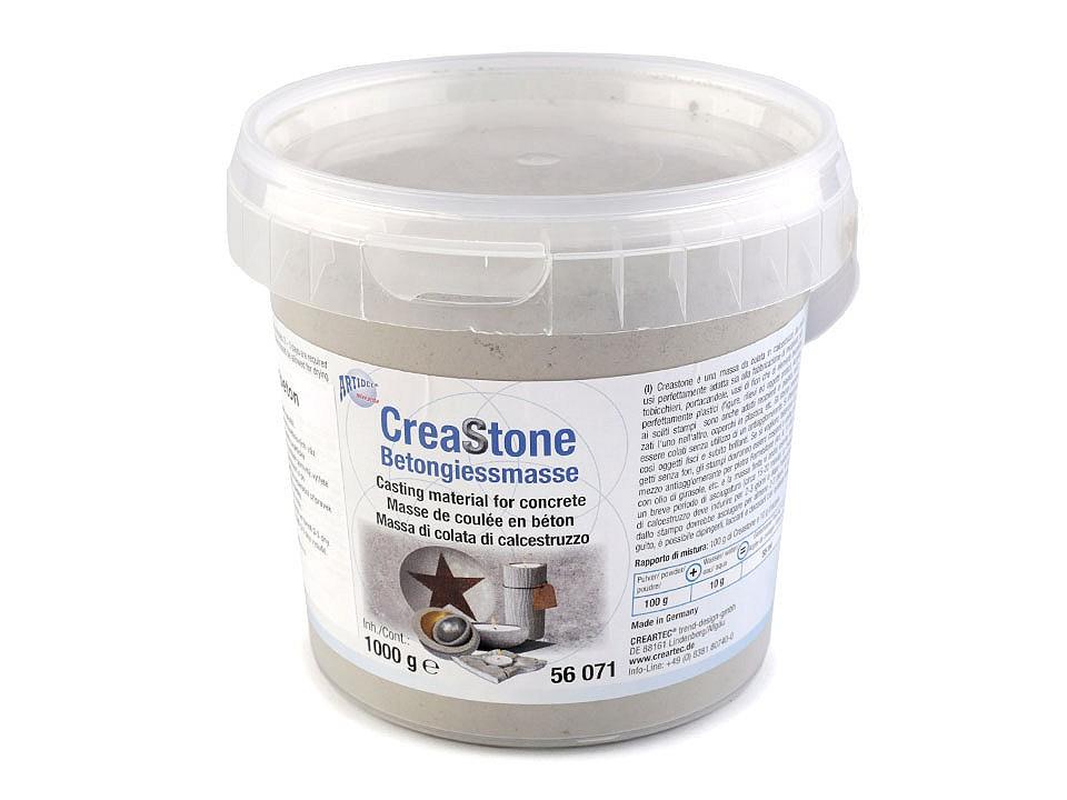 Kreativní beton 1000 g 1 ks
