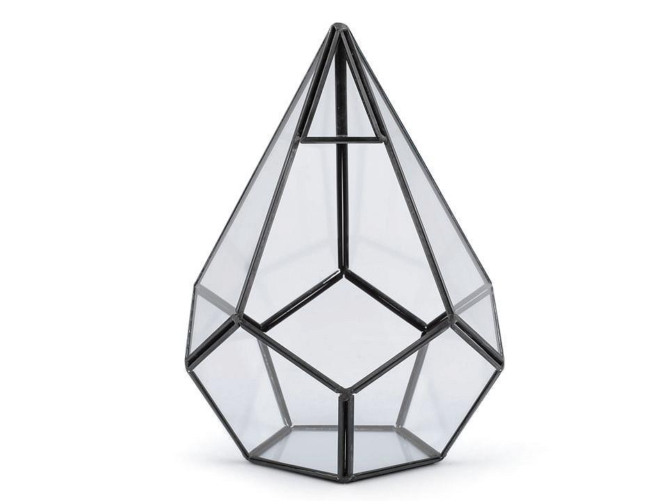 Jehlan 16x22 cm aerárium / florárium 1 ks